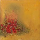 Left Hand Poppies #3 (thumbnail)